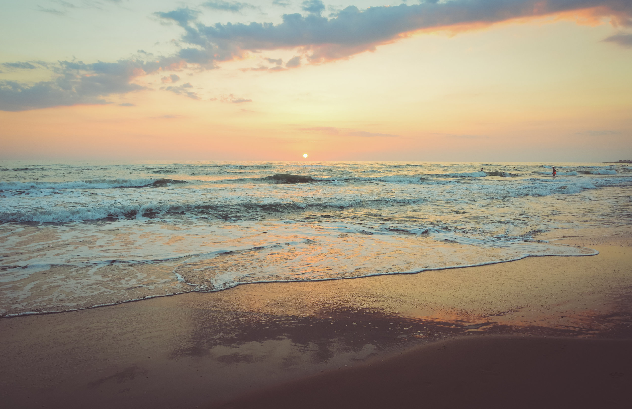 Sky Above, Sand Below, Peace Within -