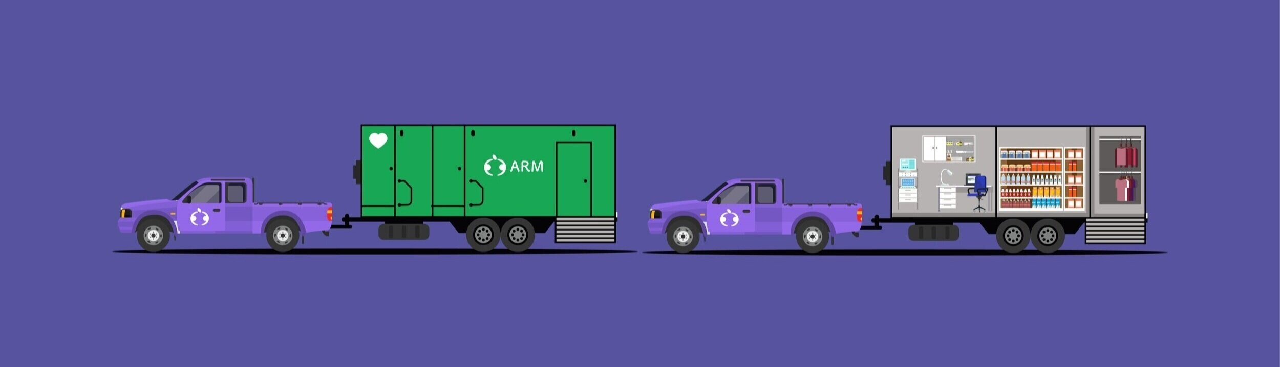 Mobile Assistance Unit - ARM's first installment in our mobile fleet