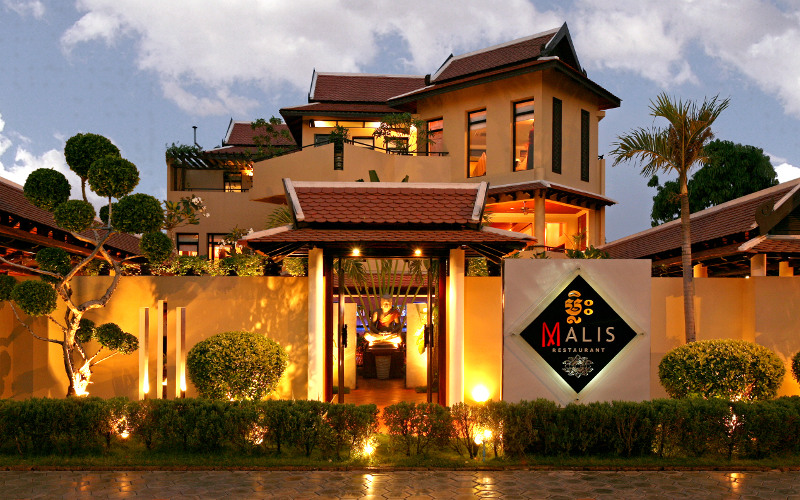 Lub D Siem Reap - All their restaurants are using our POS including Malis restaurant, Topaz restaurant, Khema Restaurant.
