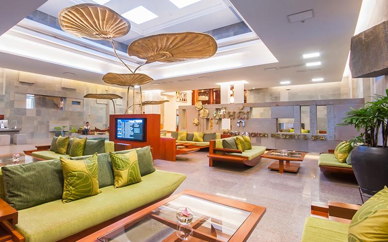 Innotality Group - 旗下产业都使⽤我们的POS和PMS系统,包括Borei Angkor, Privilege Floor and boutique, Lotus Blanc 和 Mudita Spa。