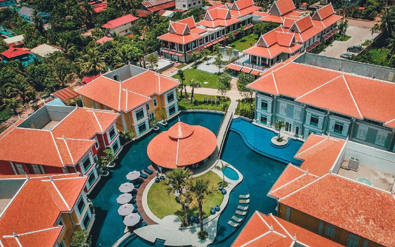 Memoire Palace - This resort is using Internet Gateway and Data Center of LM. They loved the why system was performed both function and reporting.