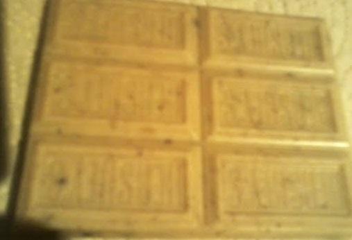 Hershey's Cookies And Cream PIECE