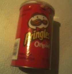 Pringles Container