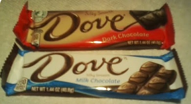 Dove Chocolate Bar — Snack History