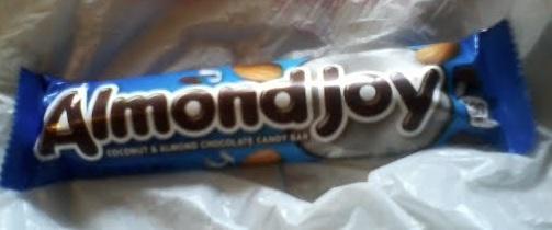 Almond Joy in Package