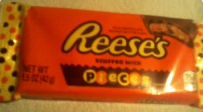 Reese's Stuffed With Pieces package front
