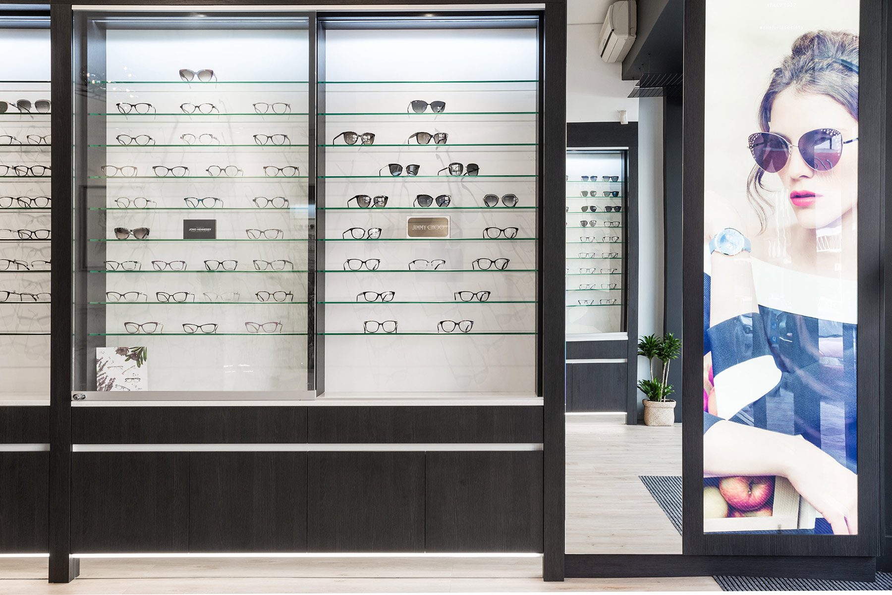 Impact-Kitchens-Commercial-Reflekt-Eyewear-Shop-Fitting