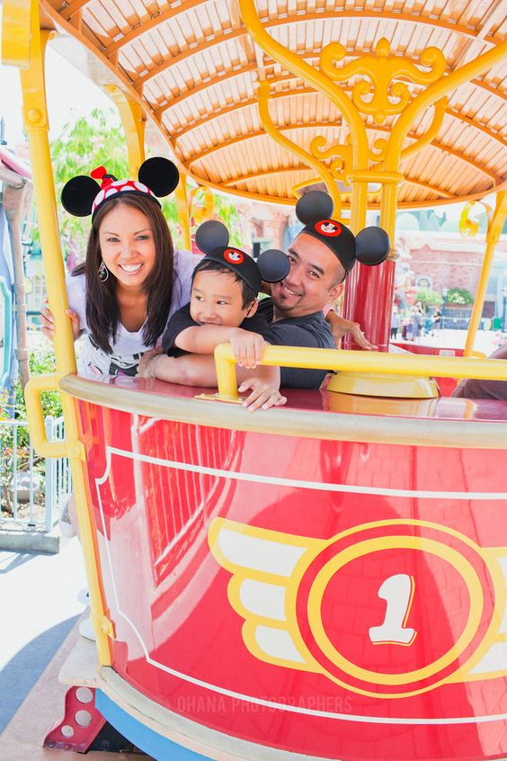 Our Mission - To give low-income families living in our community the joy of a fun filled day at Disneyland, an experience they would other wise not be able to afford.     Learn More