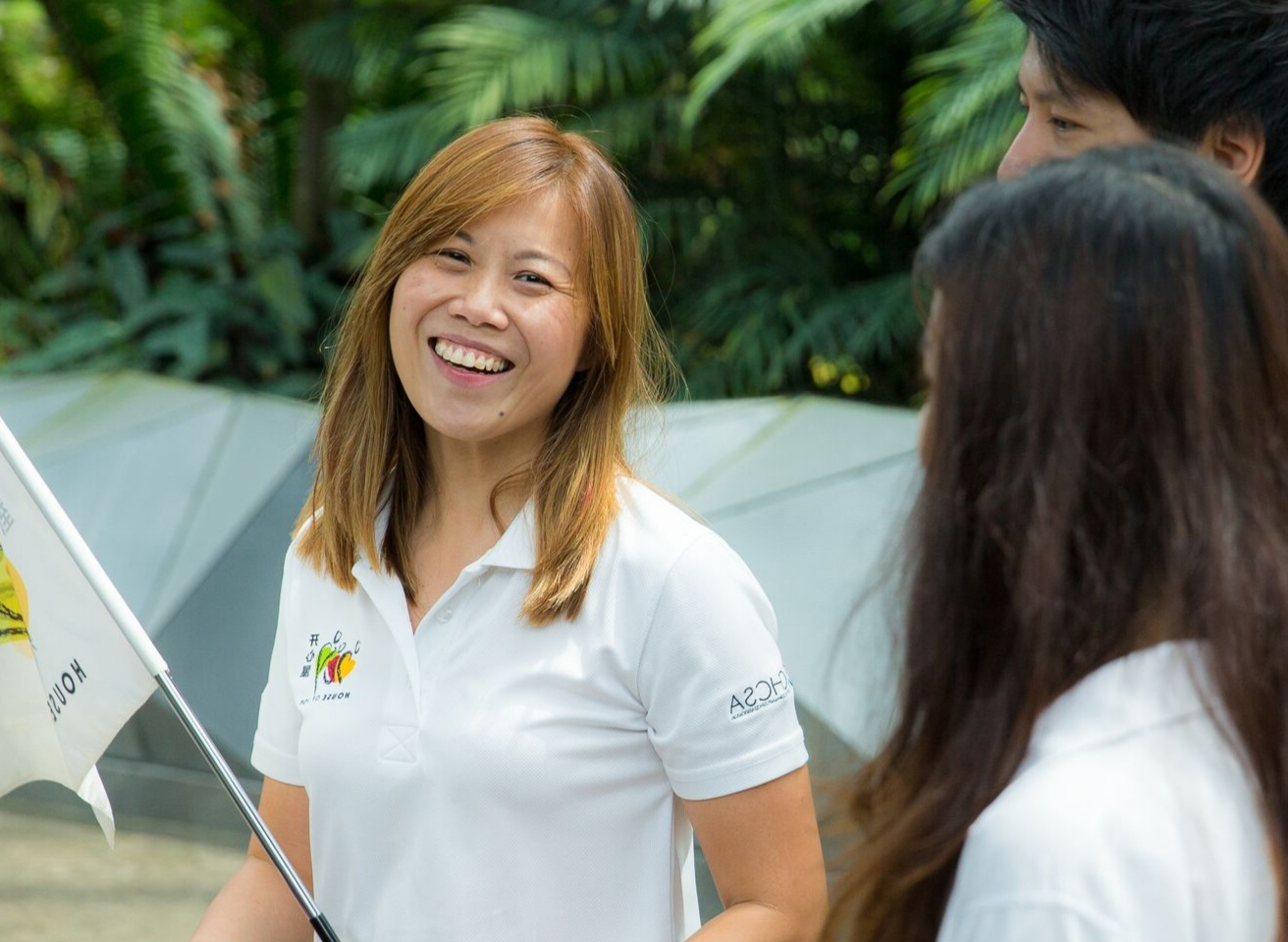 Tammy Lim , Volunteer Manager
