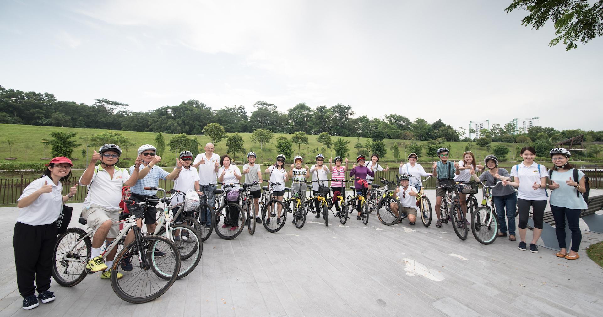 Community Biking