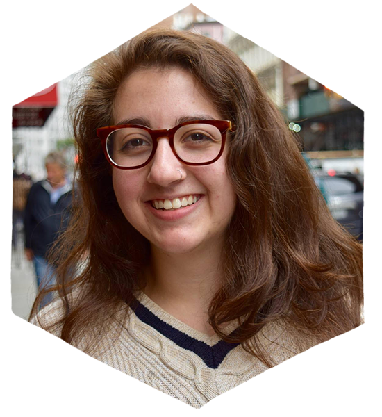 Ilana Symons is in her third year at New York University, studying Philosophy and Judaic Studies. She was involved in NFTY and other URJ programs in her hometown of Pittsburgh and continues her love of Judaism as a religious school educator across the city. She aspires to become a rabbi and has a passion for social justice.