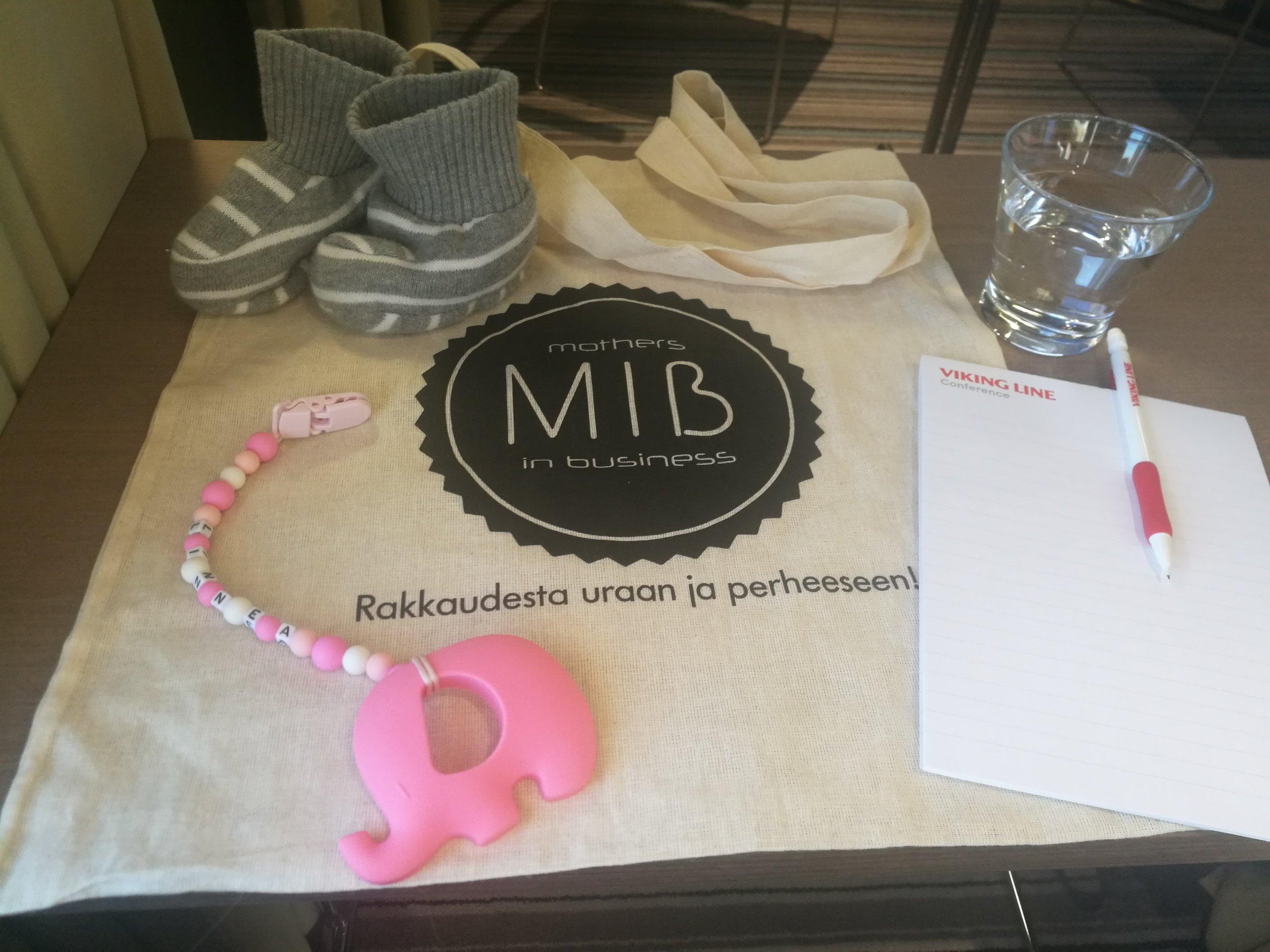 MiB risteilyllä