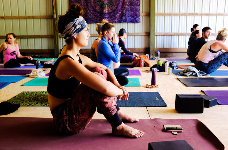 A day of yoga - Read Day 2