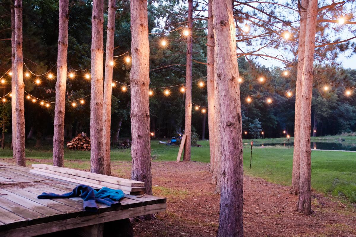 Yoga Festival Adventure#ASRharvest - Wisconsin Moon