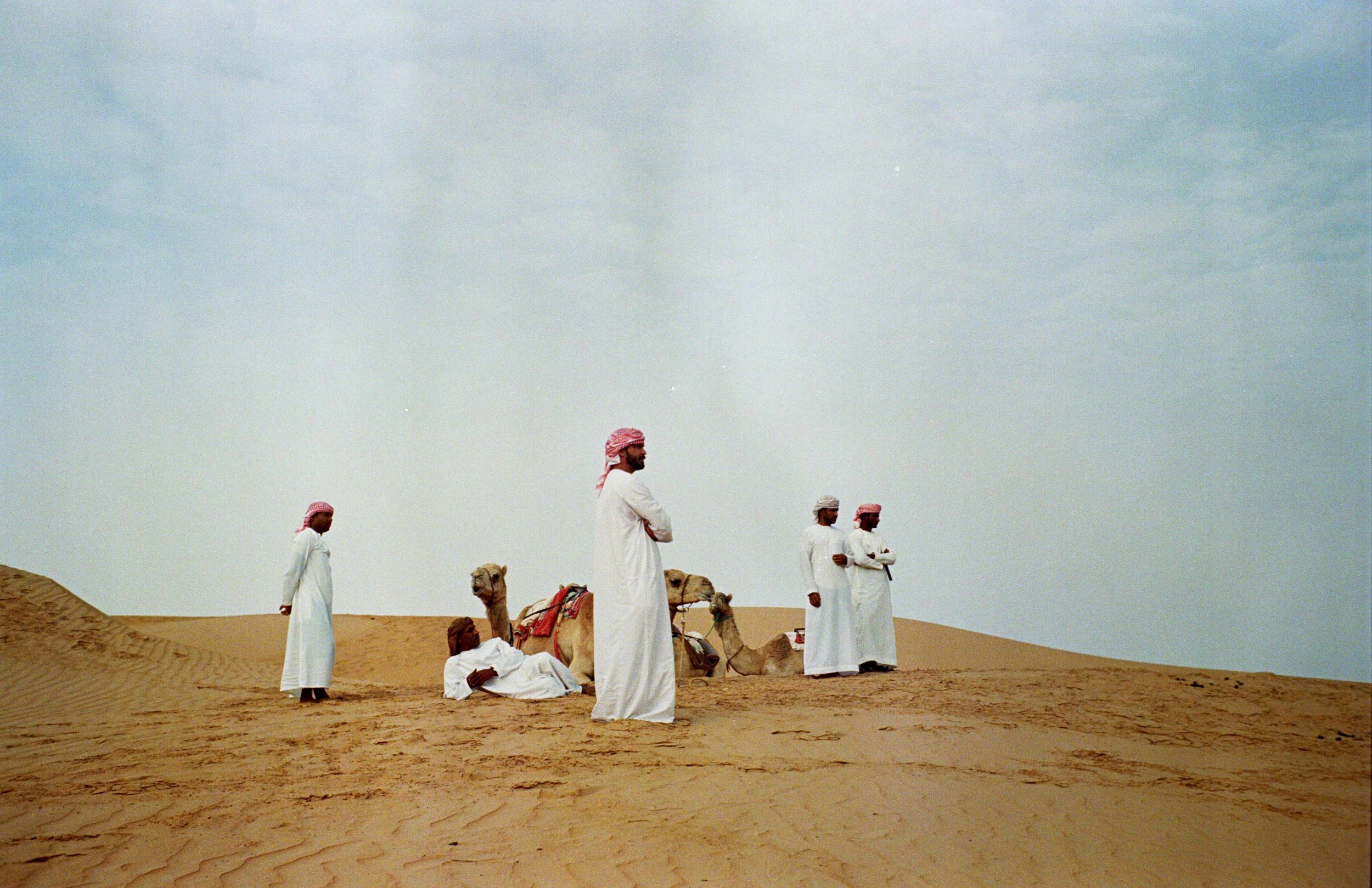 Oman Travel Desert Making of