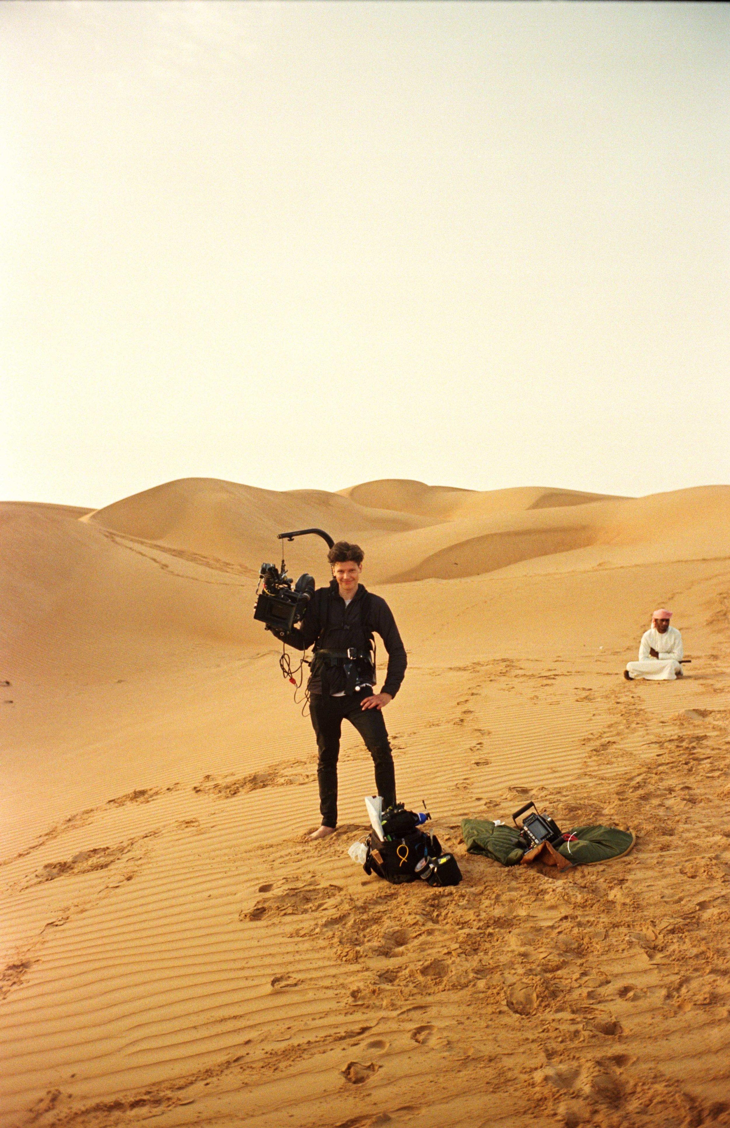 analog film shot 35mm Making Of 07
