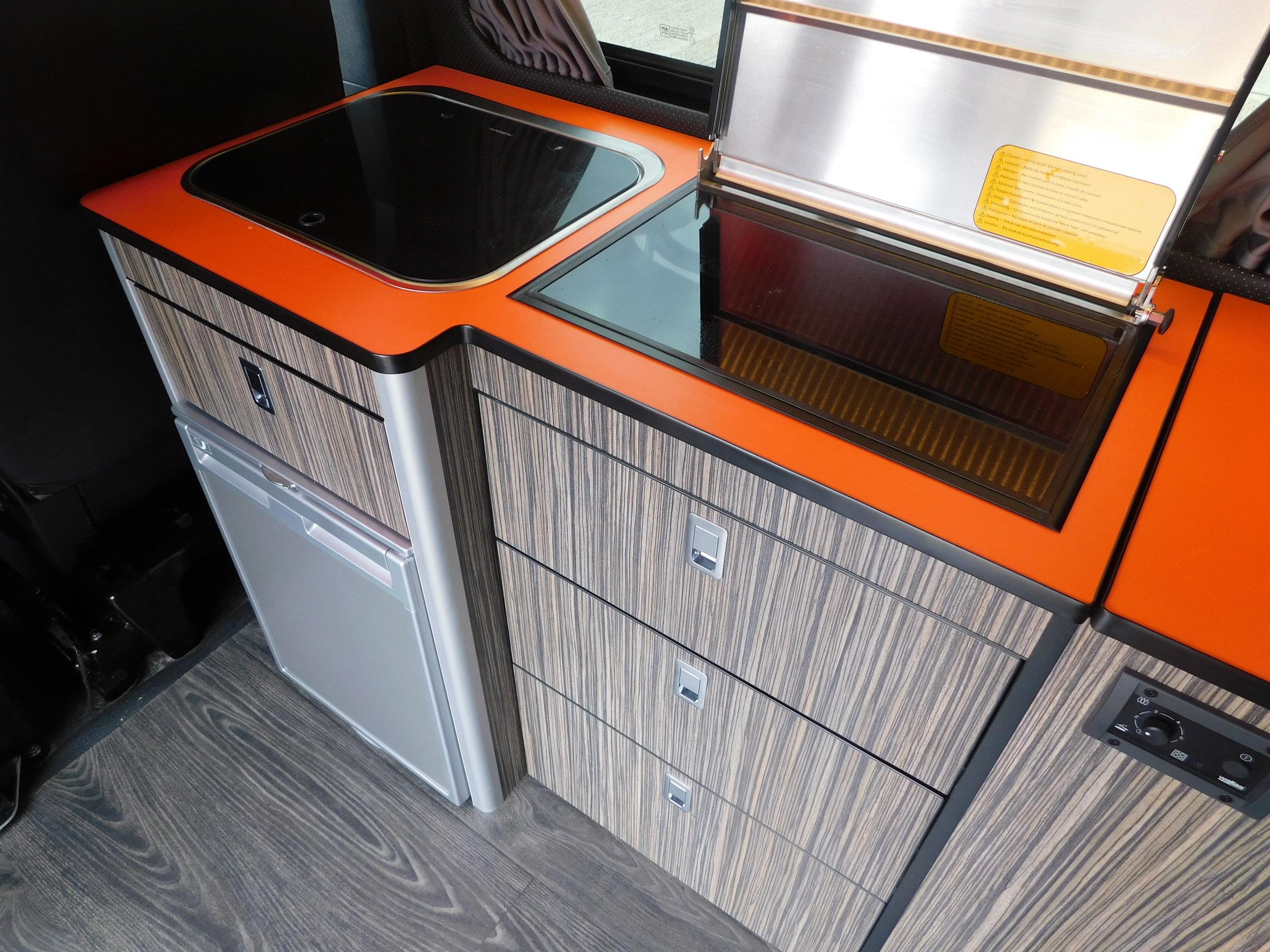 Wallis XC duo Diesel cooker / heater