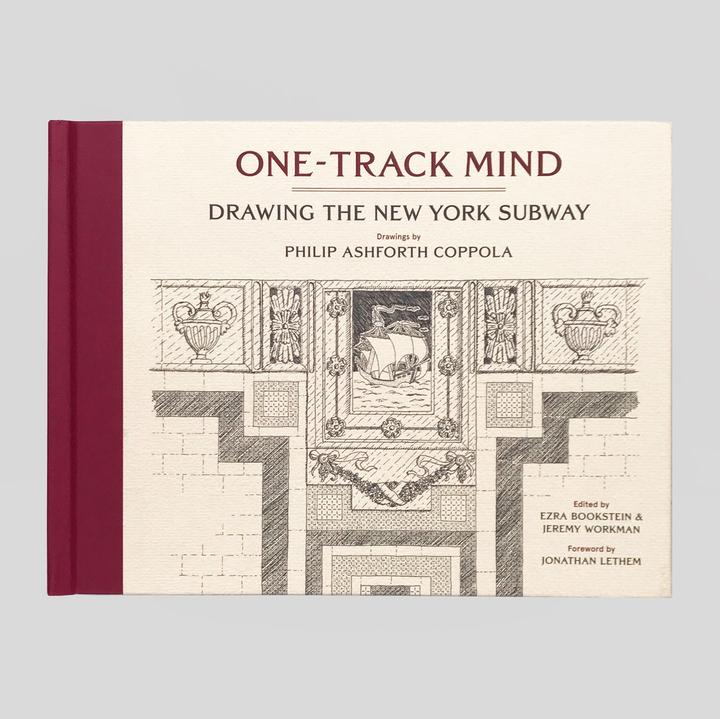 One Track Mind: Drawing the New York Subway