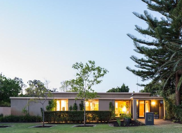 A mid century Architect designed home in Floreat. Modest and 55 years old but still relevant, functional and desirable.