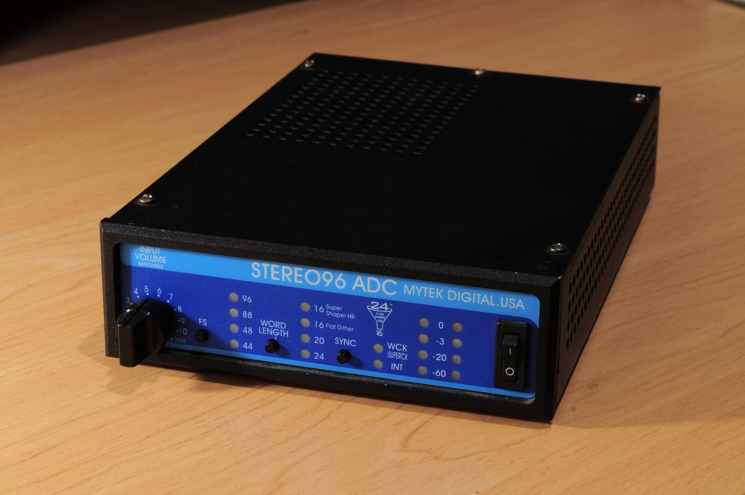 Mytek Stereo96 ADC front.JPG