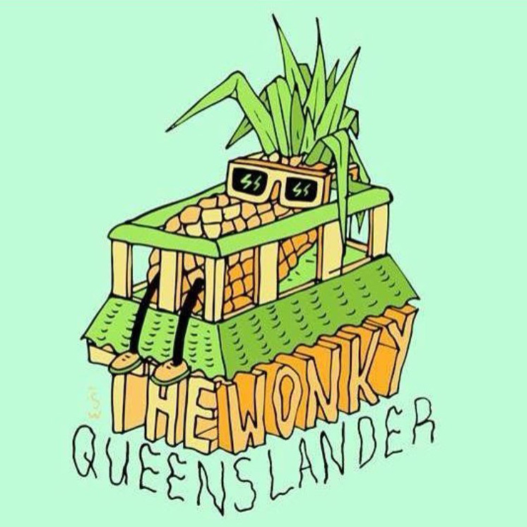 THE WONKY QUEENSLANDER -