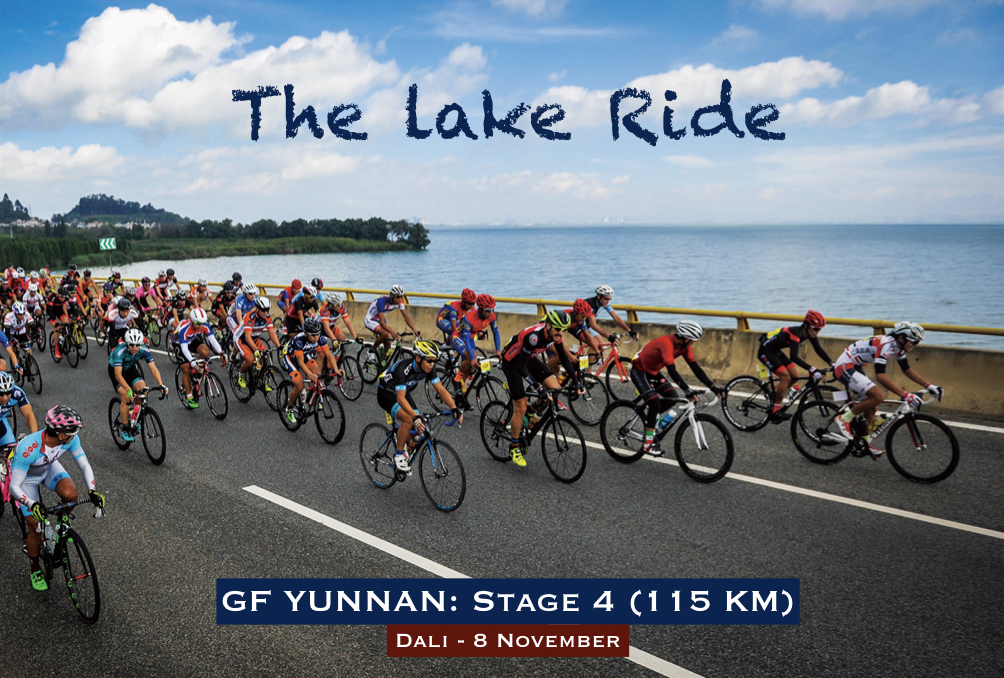 - 8 NOVEMBRE | ETAPE 4 - THE LAKE RIDE