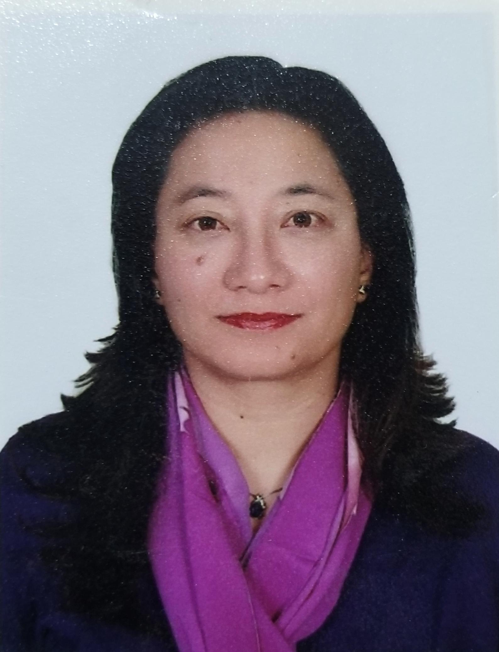 Jasmine Rajbhandary   Executive Member