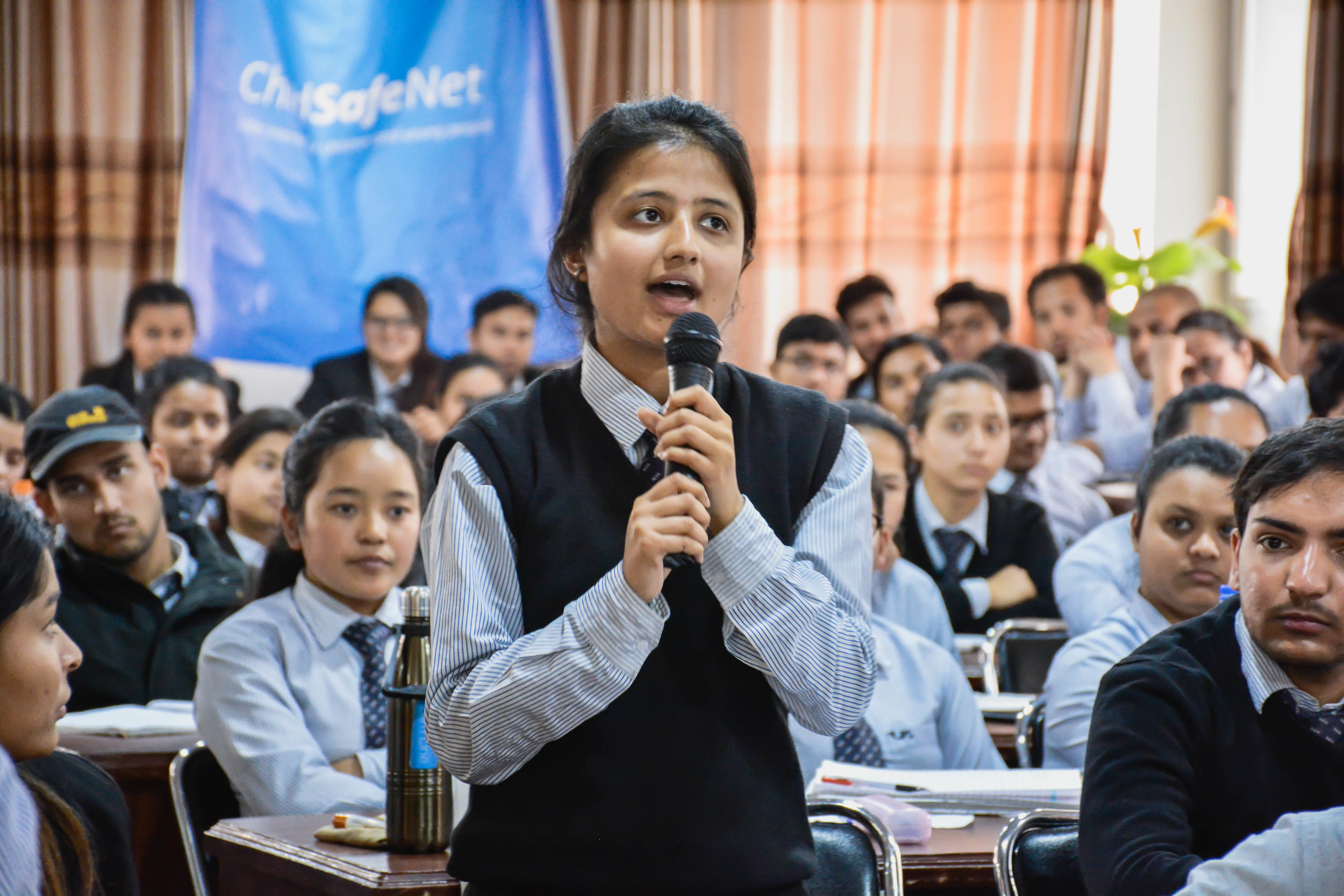 One-day Symposium at Kathmandu School of Law