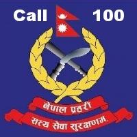 Police Helpline - 100
