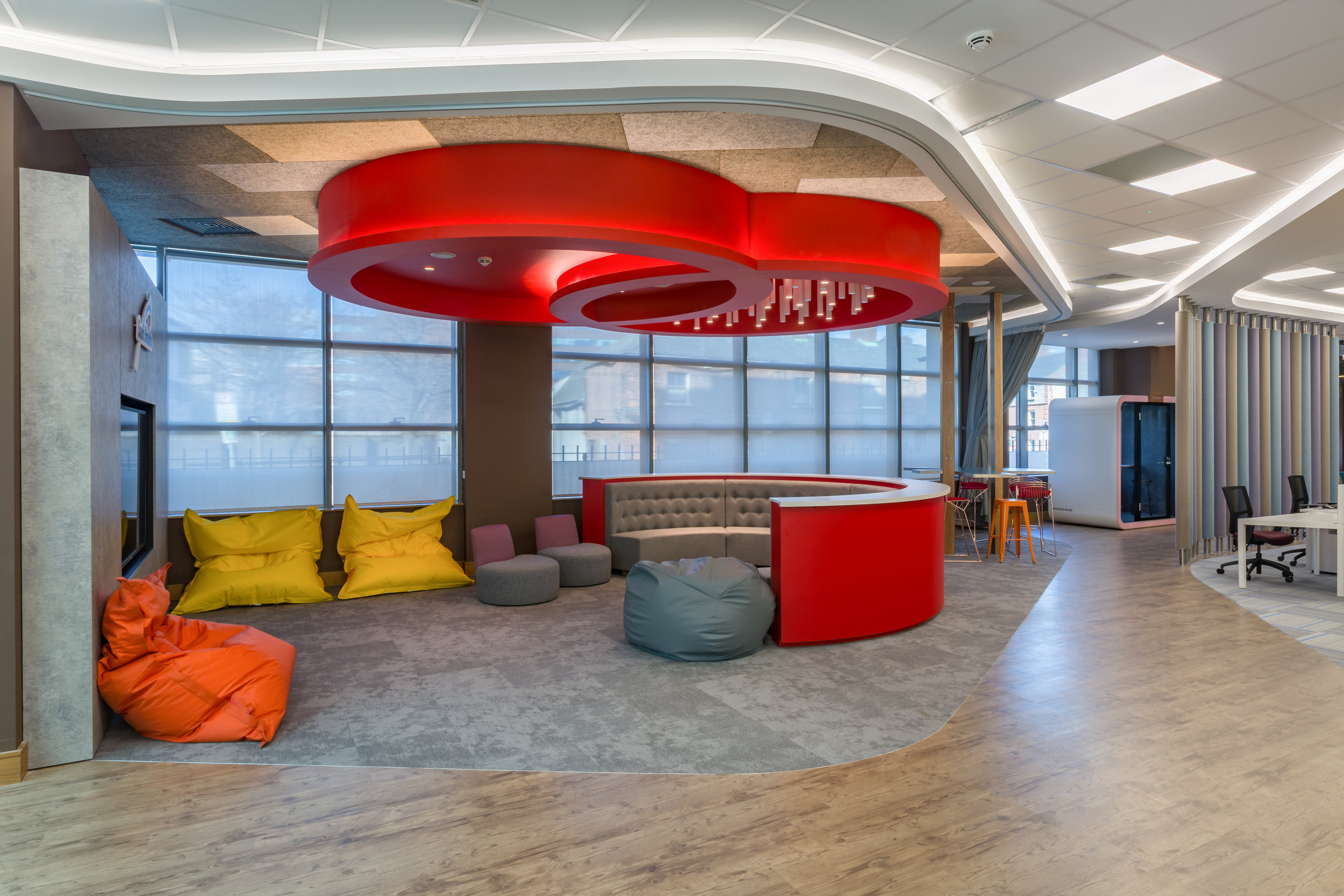 INNOVATION HQ - FINANCIAL SERVICES