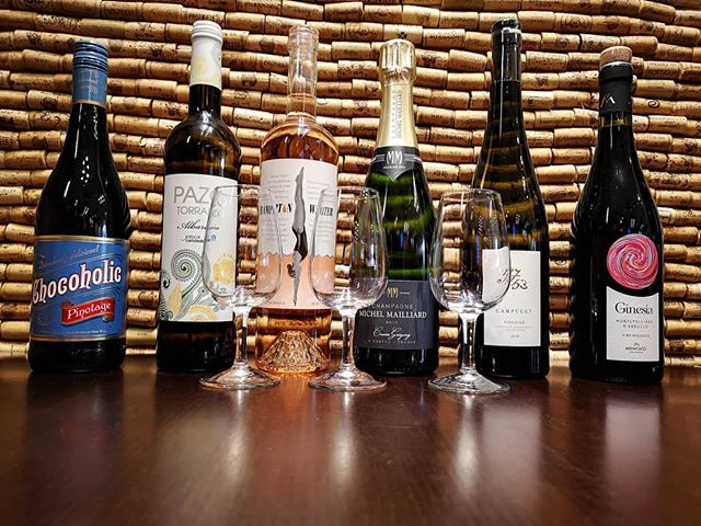 Here's a little teaser of some of the 28 wines that we'll be trying at tomorrow's summer tasting! We still have a few places after a last minute cancellation, so call us to book your spot now on 624777. The tasting will run from 11.30am until 2pm with a few nibbles and some great information on these dangerously easy drinking beauties🍷🍴 (£10 per person, booking essential)  #wine #food #winedown #relax #iom #isleofman#welovewine #winetasting #summer #summertasting #food #redwine #whitewine #rosewine #rose #easydrinking #goodwine #goodfood #goodcompany
