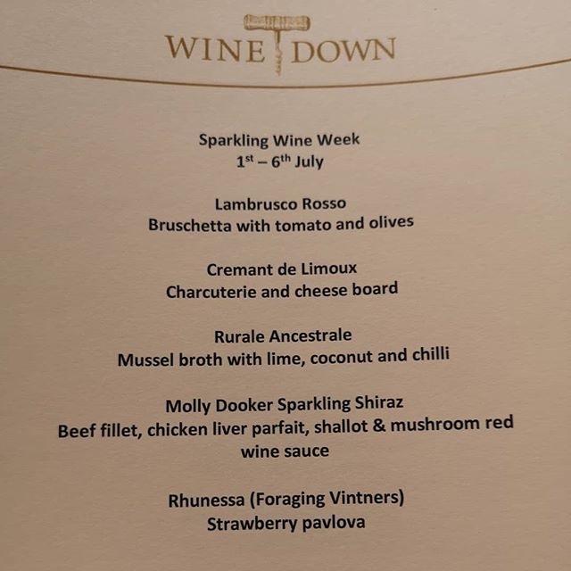 This week is sparkling wine week!  For just £60pp come and have a 5 course tasting menu at Wine Down. Each course is accompanied with a matching glass of fizz and some interesting information about each wine. 🍾🍴 Also, look out for our Argentine tasting menu and Bastille Day menu as well as other exciting events! (psssst, we're almost a year old...) #argentina #france #bastille #wine #tasting #food #birthday #anniversary #whitewine #redwine #sparklingwine #prosecco #champagne #fizz #isleofman #iom #douglas #winedowniom #isleofman #welovewine #summer
