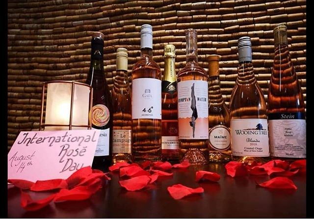 Happy International Rose day! It may not be the weather for sipping Rose in the sunshine, but we have put together a delicious menu accompanied by a selection of Rose wines you may not have tasted before.  We have a few tables available for this evening so give us a call on 624777 if you'd like to join us. #ginesia #steinwein #jonbonjovi #gaia #summer #rosewine #isleofman #welovewine #winedown #relax