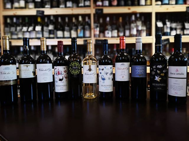 To celebrate Drink Rioja Month, we have put together some exciting Rioja mixed cases at a special price.  12 bottles RRP £160, offer price £140. (includes two bottles of white Rioja)  6 bottles RRP £71, offer price £58 (also includes two bottles of white Rioja). Keep an eye out for matching recipes, expertly written by our chefs! And don't forget our 5 course Rioja tasting menu starts tonight! (£40pp including wine) 🍷#rioja #drinkrioja #specialoffer #winedown #VinaDelOja #Ondarre #FincaAmalia #A&A #hugonell #crianza #reserva #granreserva #whitewine #redwine #tastingmenu #foodandwine #winepairing #winebar #winecase #douglas #food #iom #isleofman #welovewine