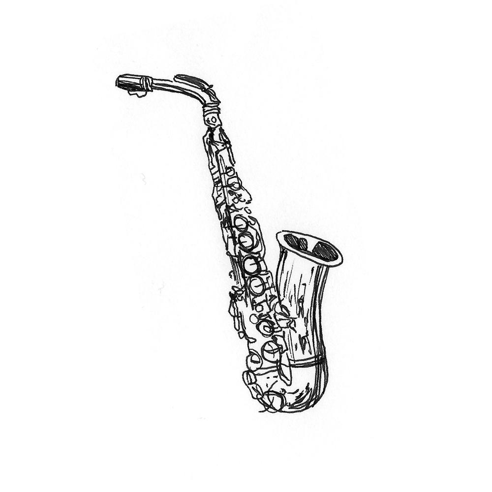 Saxophon - Maximilian GüntherAlina Schreiber