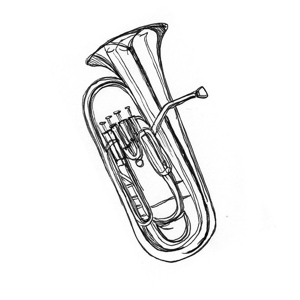 Euphonium - Tiziano Pedrocchi