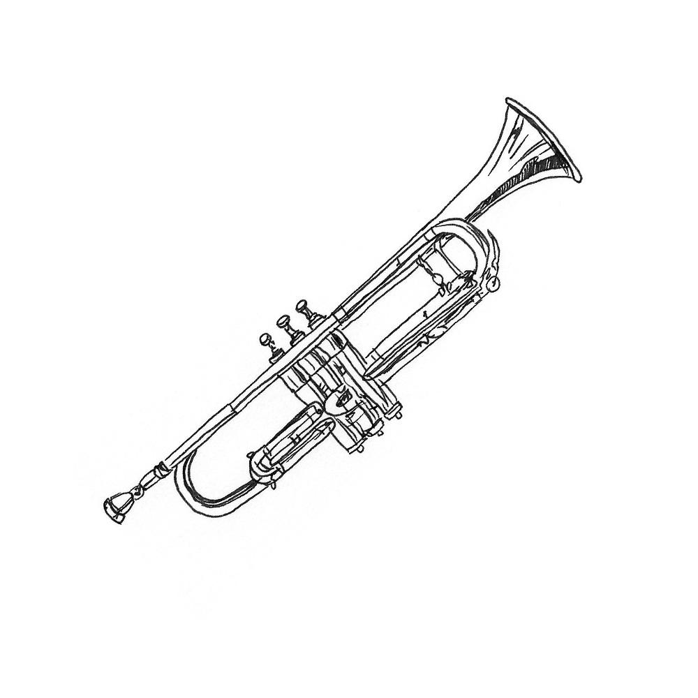 Trompete - Daniel HaslerRobin HaslerFiorenzo PedrocchiDevin RoznovjakLena SchreiberJohannes SchreiberNils Schnyder