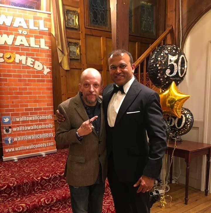 50th Birthday Black Tie Event with Gareth Berliner, Surrey, February 2019