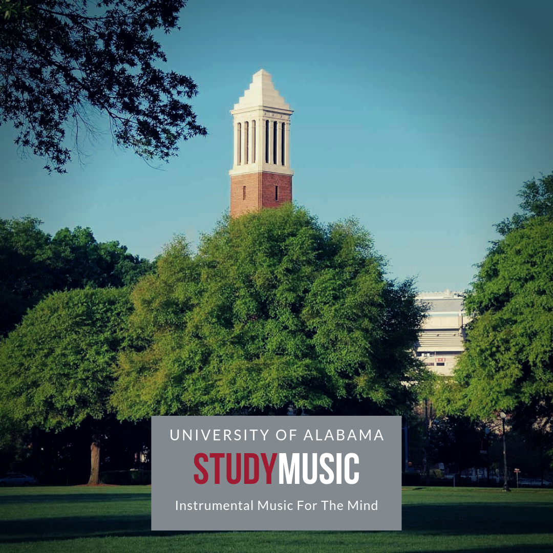 University of Alabama Study Music