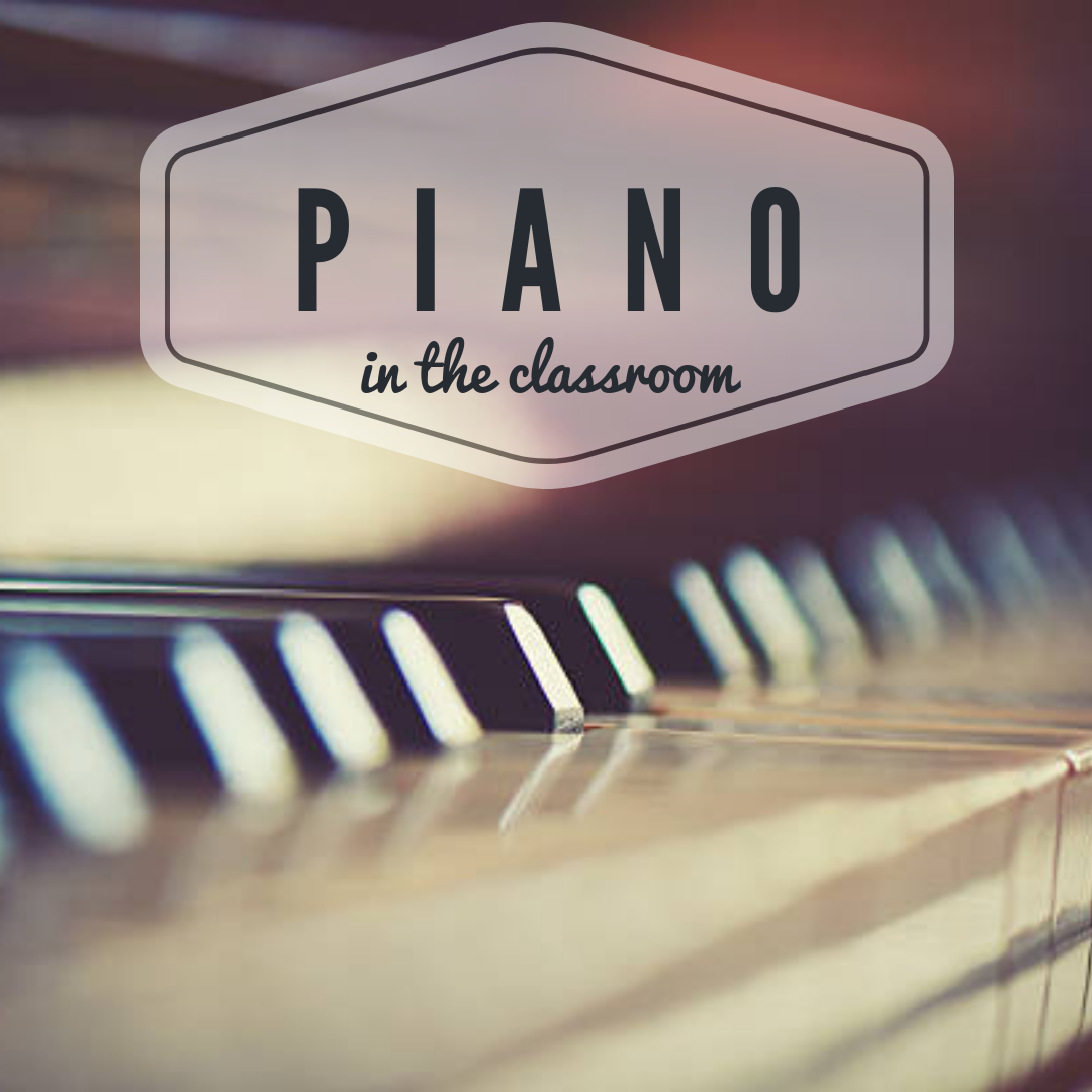 Piano in the Classroom: A Spotify Piano Playlist