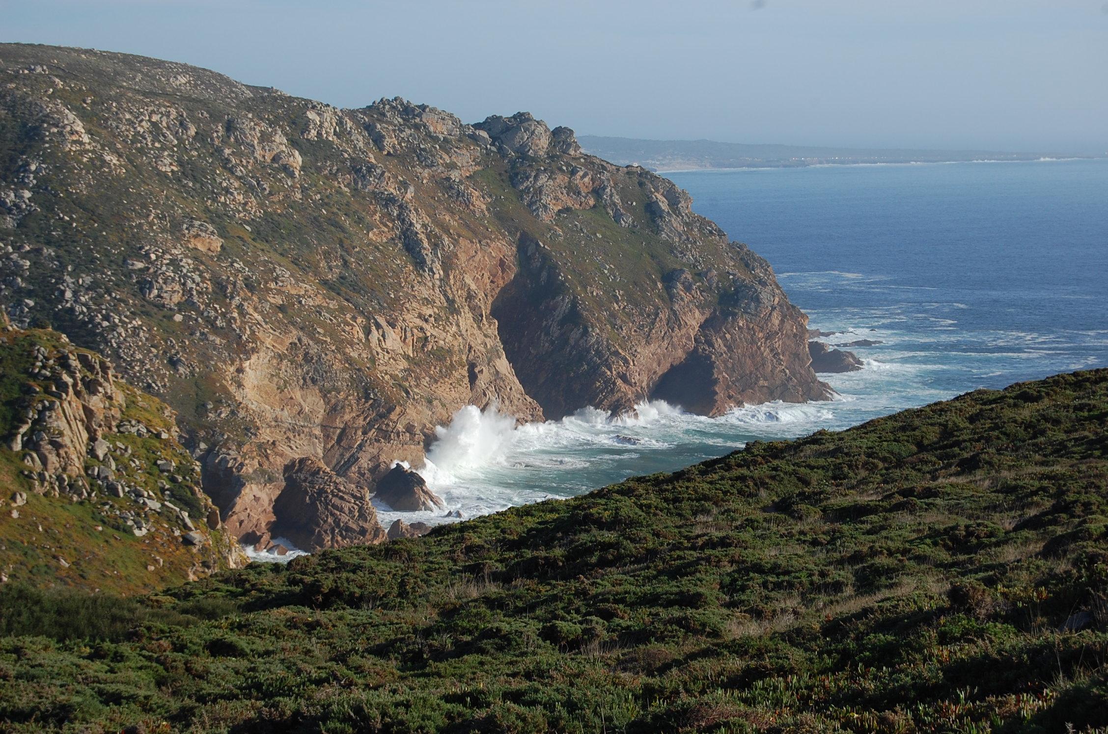 Cabo da Roca, Portugal  © Daryl C. Taylor