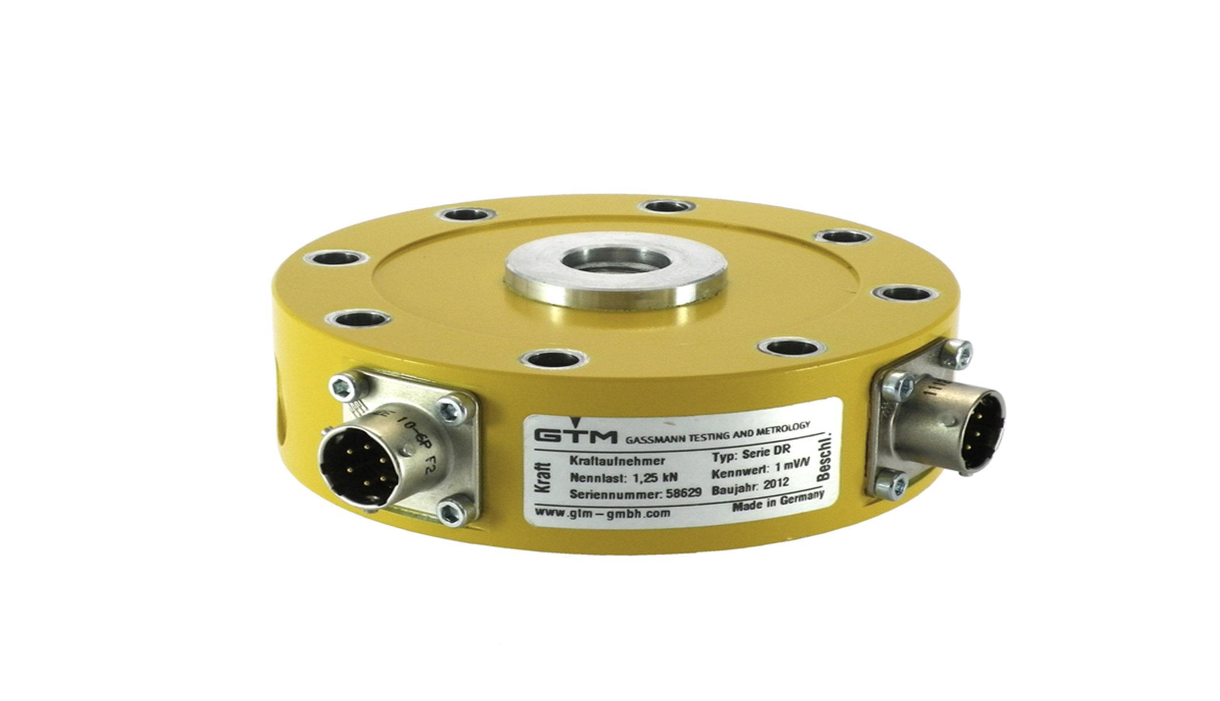 Kraftgivare - Våra Xforce lastceller uppfyller alla fem kriterier för ISO 7500-1 noggrannhetsklasser över ett mycket stort mätintervall.