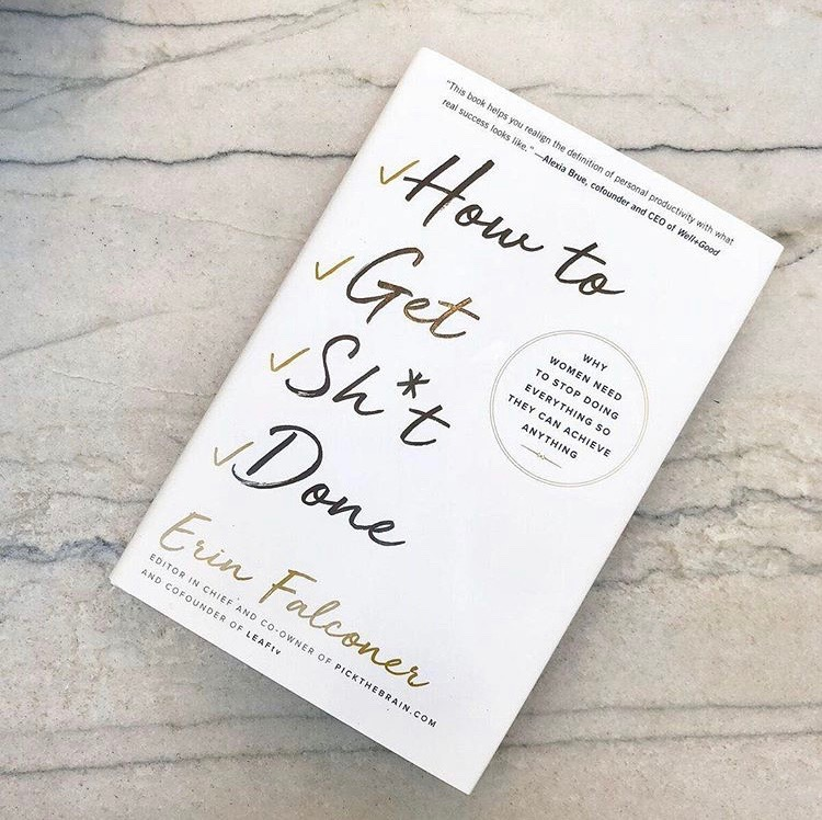 What We're Reading - #goopbookclub A new take on productivity. Lessons on how doing less can actually yield more creatively, personally, and professionally.