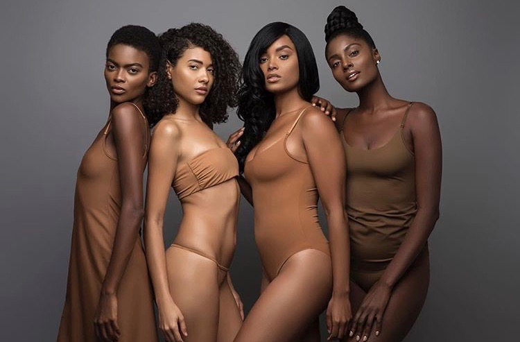 Lingerie for Every Shade with Nubian Skin
