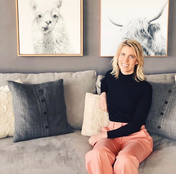 """Hello Molly - """"To me working well means taking a break. You don't always need to be working at all hours of the day to run a successful business. Slowing down allows me to rest, reflect and to make room for creativity."""" –@balancebymolly, wellness blogger, foodie"""