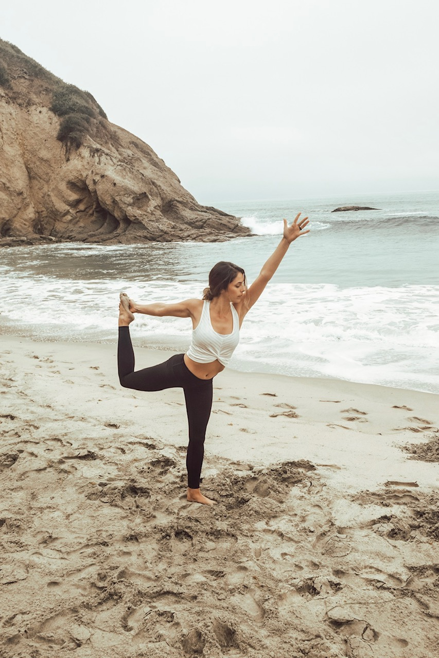 """Erin De Mille - @erinnicoleyogaWho She Is: Entrepreneur. Yogi. Free spirit.Favorite Quote: """"You can't become something new if you're holding onto something old. Let go and free yourself to align with the magic on the horizon."""""""