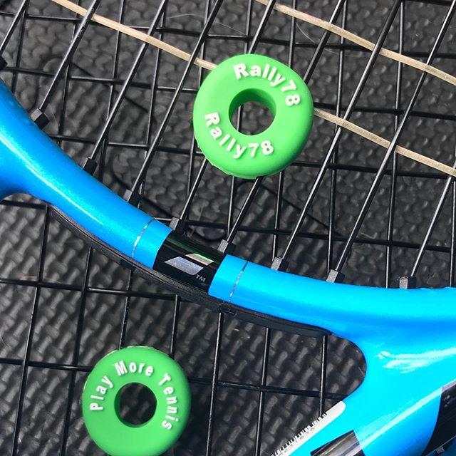Love getting in more tennis swag!! 🎾🎾🎾🙌🙌🙌 #racquetgear #rally78 #playmoretennis