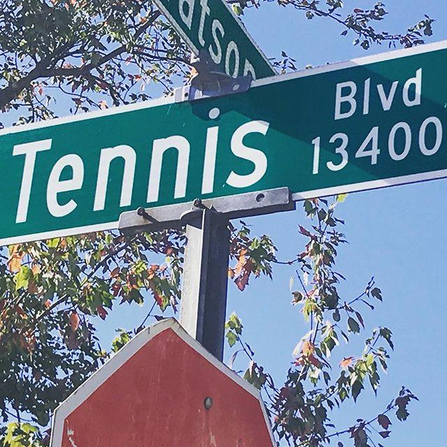 Every city needs one of these! #tennis #tennislife🎾 #rally78 #playmoretennis