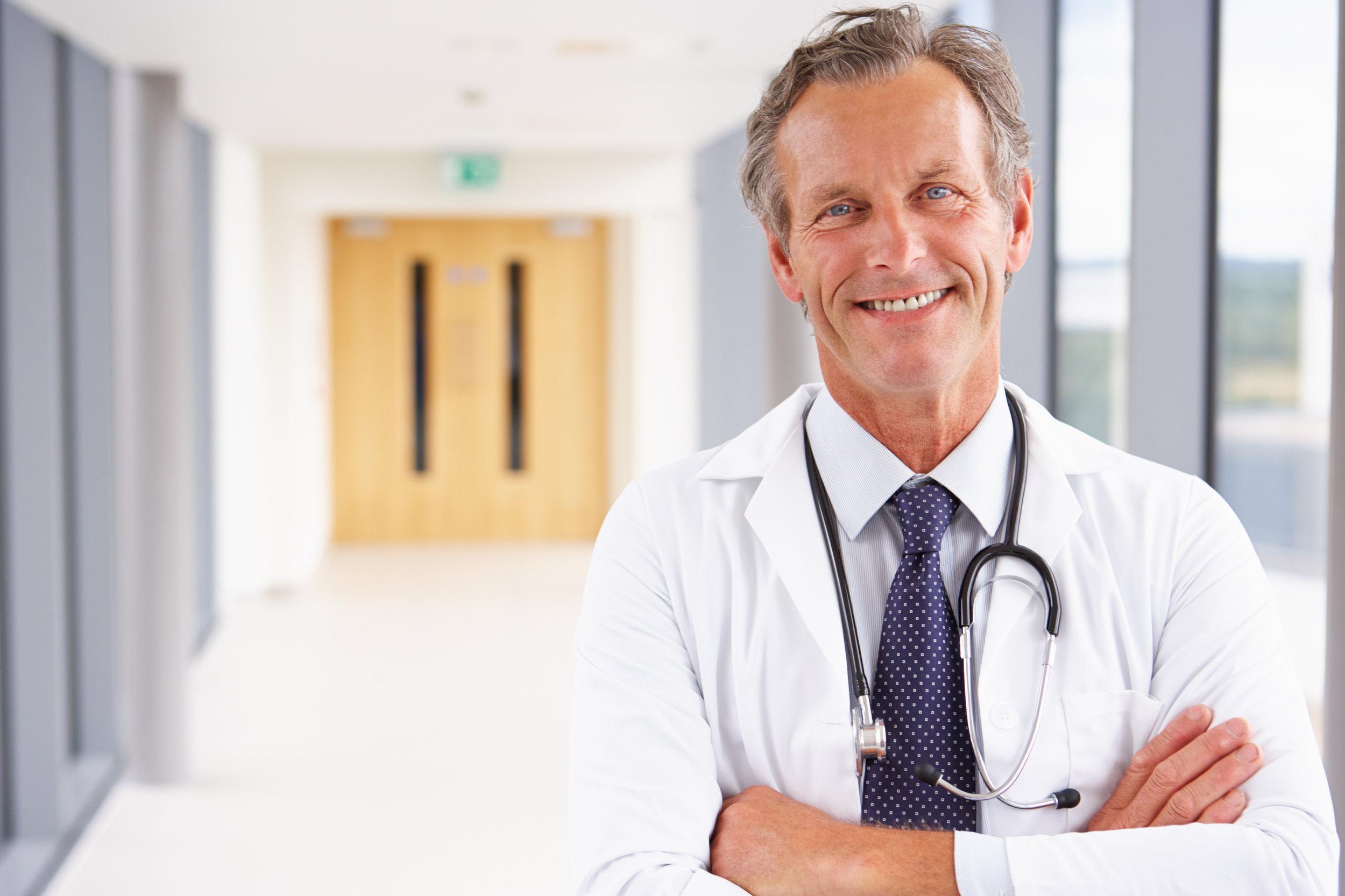 Smiling Doctor in Hospital.jpeg