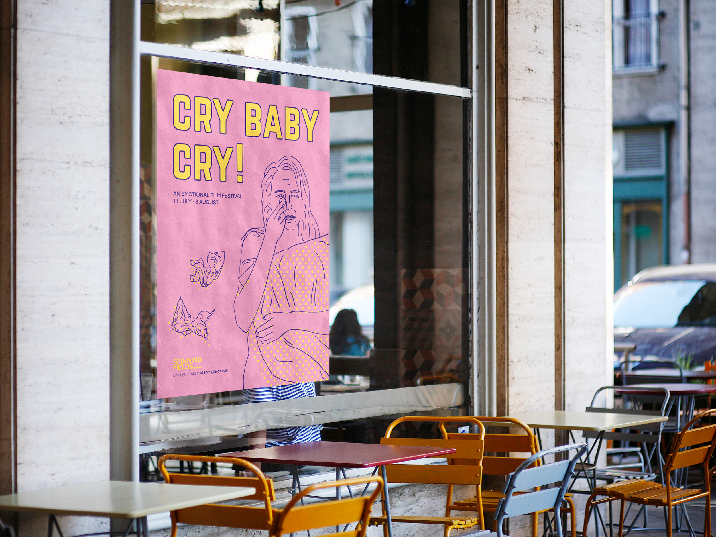 Cry Baby Cry Poster